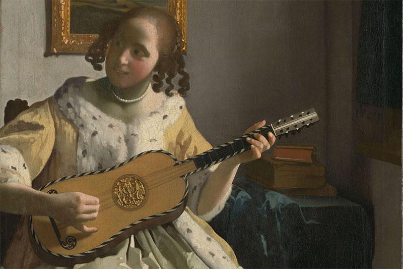 historia gitary