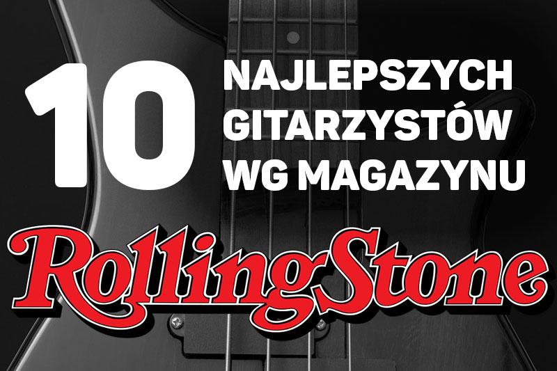 10 najlepszych gitarzystow
