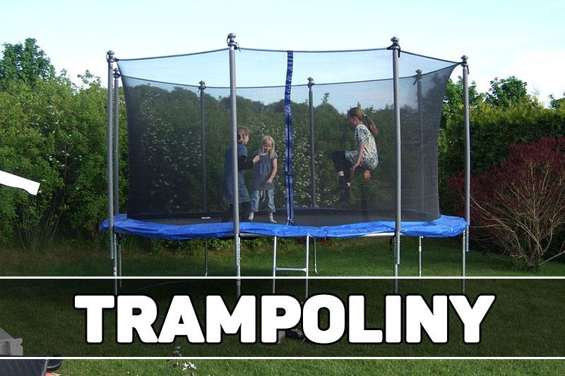 Młodzieńczy Jaką trampolinę wybrać? Trampolina ogrodowa, dla dzieci, fitness SQ17